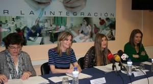 Presentación del programa mujer y discapacidad
