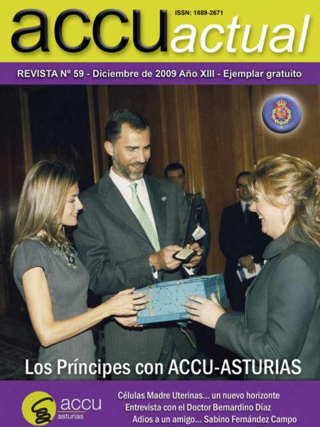 Revista ACCU Actual Nº 59