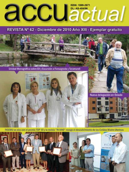 Revista ACCU Actual Nº 62
