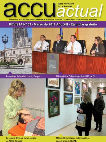 Revista ACCU Actual Nº 63