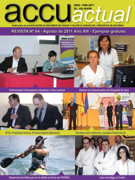 Revista ACCU Actual Nº 64