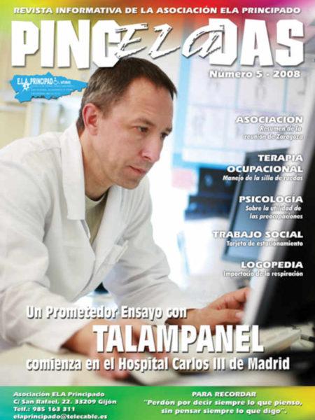 Revista Pinceladas Nº 5