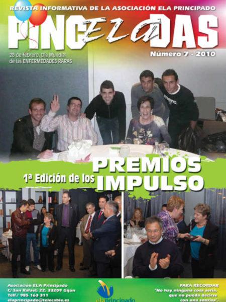 Revista Pinceladas Nº 7