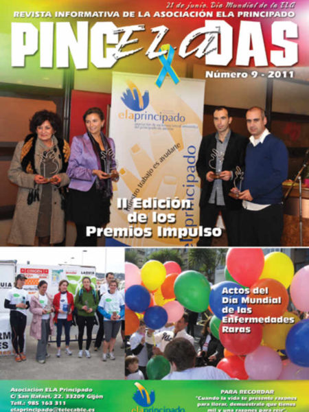 Revista Pinceladas Nº 9