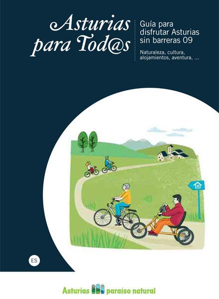 Portada Asturias para todo 2009