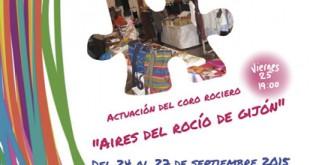 Cartel Mercadillo Solidario UMA