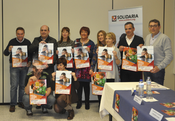 Presentacion Campaña X Solidaria