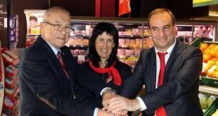 Primer supermercado gestionado íntegramente por personas con discapacidad