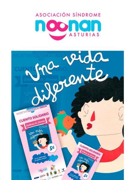 libro solidario una vida diferente noonan