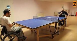 II Torneo de Navidad de Tenis de Mesa Adaptado