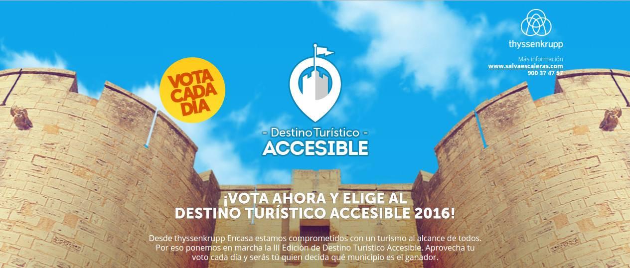 Concurso Turismo Accesible