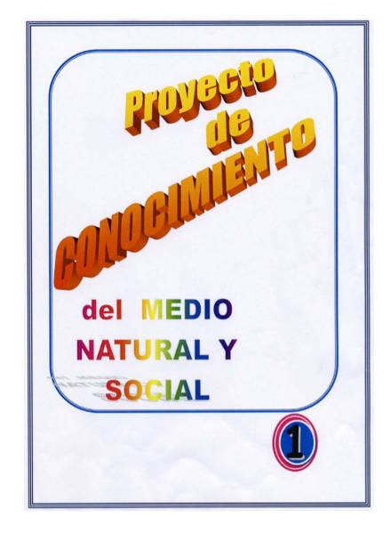 proyecto conocimiento medio natural social nivel 3