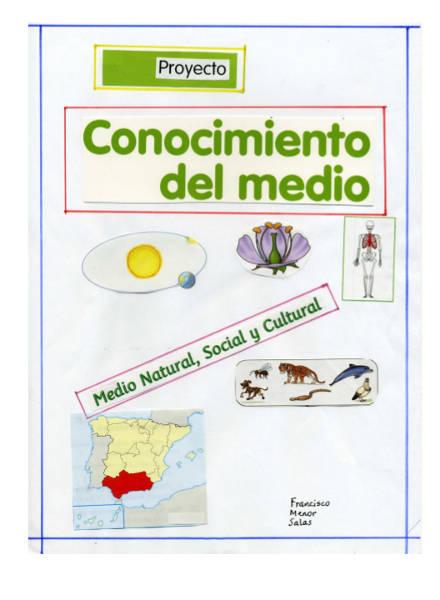proyecto conocimiento medio natural social nivel 2