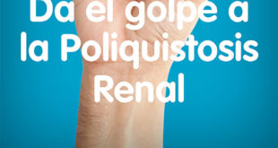 da el golpe a la poliquistosis renal