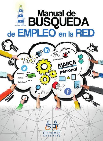 Portada Manual Búsqueda de Empleo en la Red