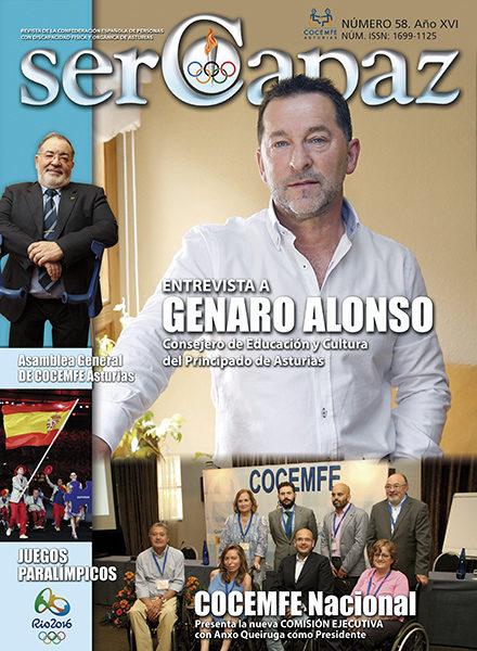 Revista serCapaz 58