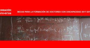 Becas Doctorado Fundación Universia