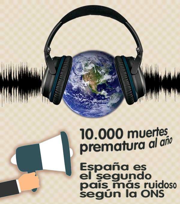 Un mundo mejor sin ruido