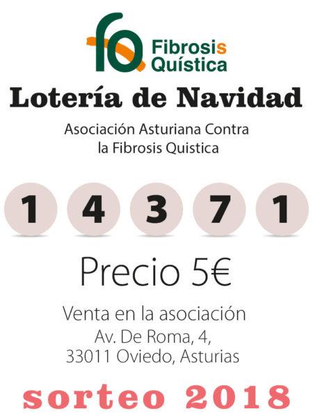 Lotería FQ Nº 14371
