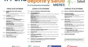 Programa Feria Deporte y salud