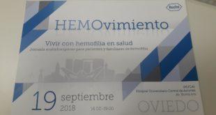 Vivir con hemofilia en salud