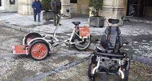 Bicicletas adapatadas Ayuntamiento de Gijón