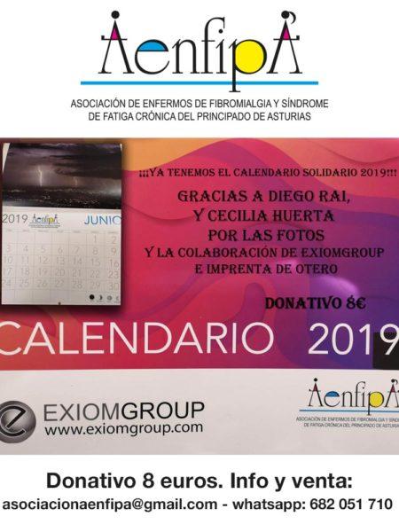 Calendario benéfico