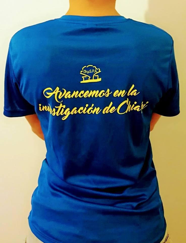 Camiseta Solidaria Chyspa