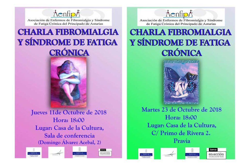 Charlas AENFIPA