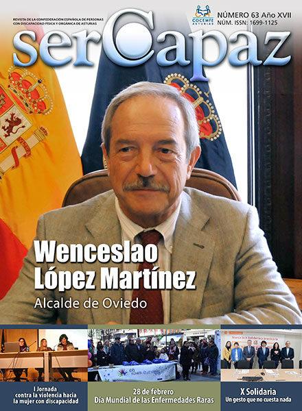 Portada revista serCapaz 63