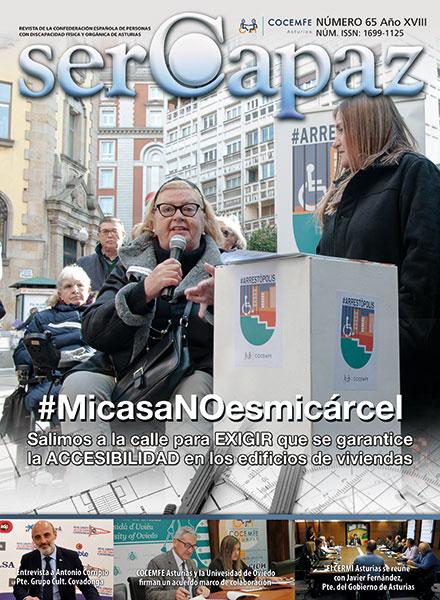 portada Revista serCapaz 65