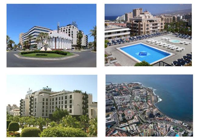 LAYA DE LAS AMÉRICAS (Tenerife)